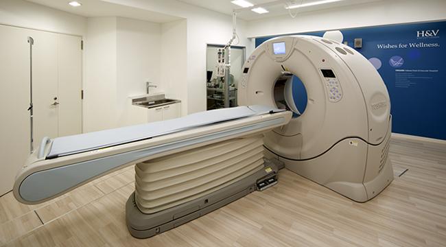 320列Area Detector CT